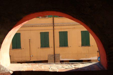 Brisighella house wall, I Borghi piu belli d'Italia