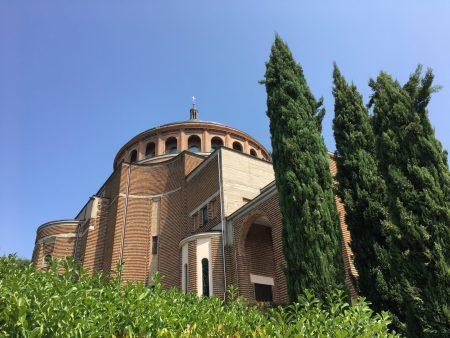 Duomo di Salsomaggiore Terme, Italy