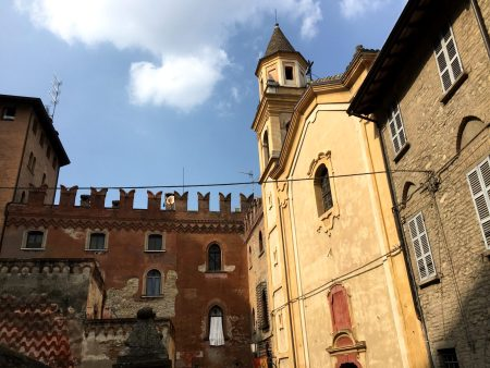 Italy's beautiful villages: Castell'Arquato