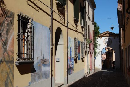 Looking for Italy's prettiest villages: Dozza