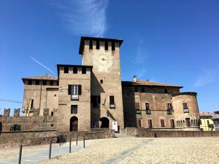 Rocca di Fontanellato, Emilia Romagna, Italy