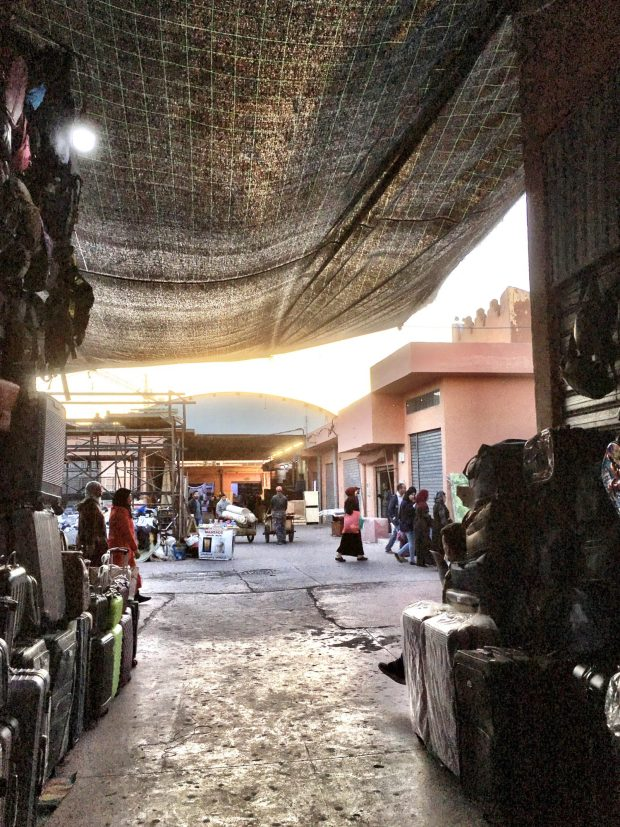 Agadir covered bazaar, Souk el Had
