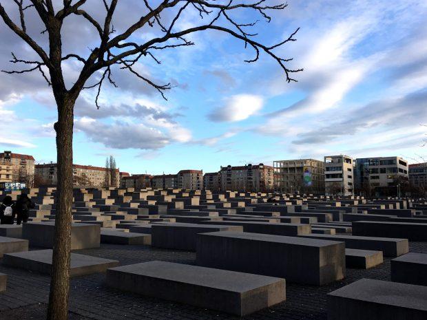 Berlin Top Ten sights: Holocaust Memorial