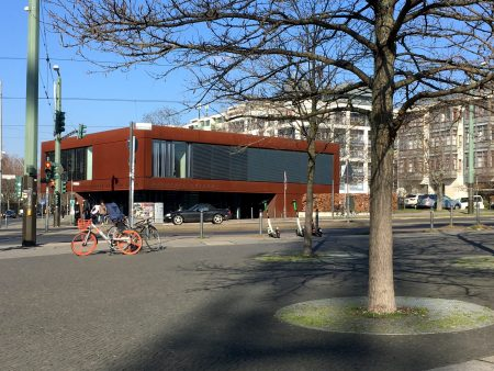 Berlin Wall Museum, Bernauer Strasse