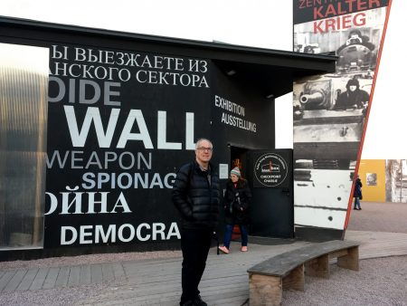Checkpoint Charlie exhibition, Berlin