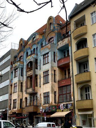 Kreutzberg house, Berlin
