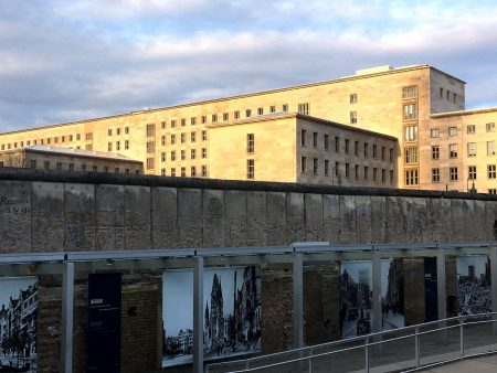 Topographie des Terrors exhibition, Berlin