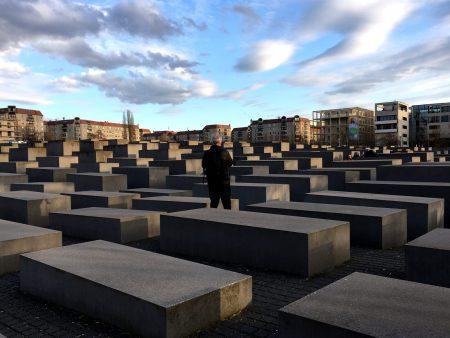 Visiting the Berlin Holocaust Memorial