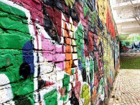 Berlin Top Ten sights: East Side wall paintings