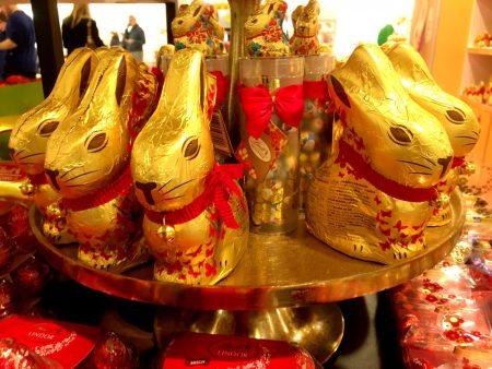 Berlin's Top Ten sights: Easter shopping in Kurfurstendamm