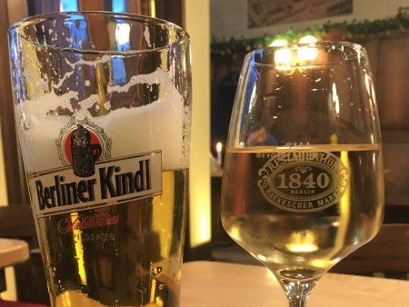 Berlin's Top Ten sights: Hackescher Markt beer and wine