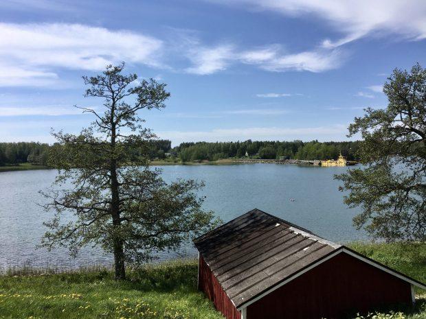 Kaskinen and the next island, Järvön