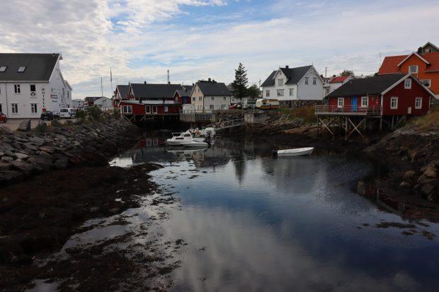 Beauty of the Lofoten Islands, Henningsvær