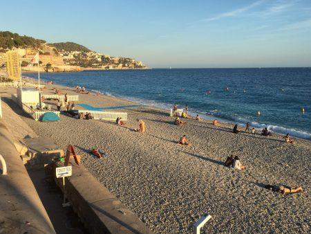 A Nice beach view
