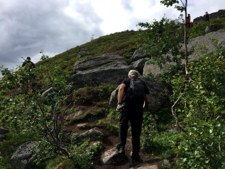 Conquering Hesten, Norway