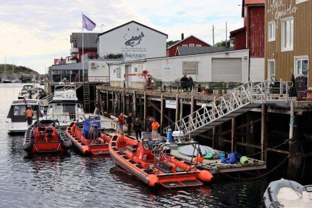 Life in a Lofoten fishing village: Henningsvaer