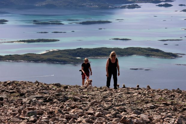 Norway by motorhome: conquering Husfjellet, Senja