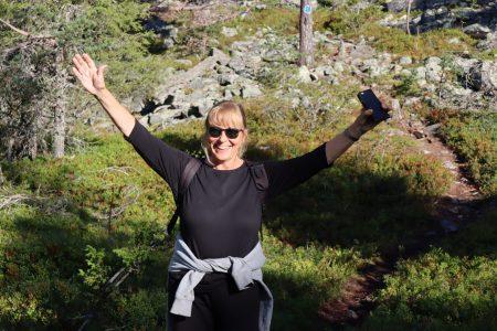 Norway by motorhome: hiking beyond the Arctic Circle
