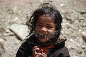 Enfant du Ladakh