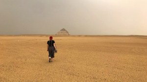 Pyramides de Dahchour, Égypte