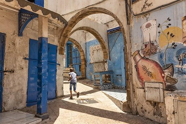 Safi, Maroc - Les Routes du Monde