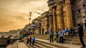 Varanasi en Inde - Les Routes du Monde