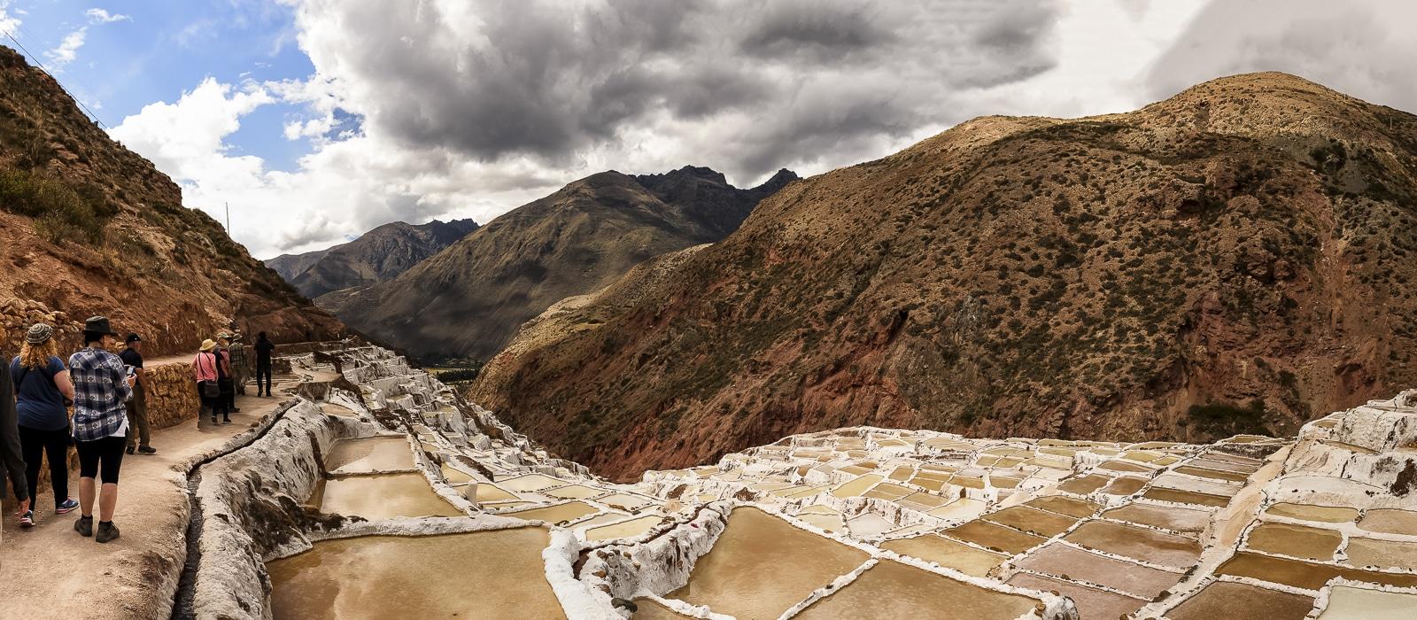 Maras, Pérou - Voyage organisé en petit groupe offert par l'agence de voyage Les routes du Monde