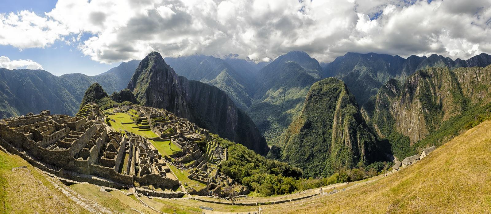 Machu Picchu, Pérou - Voyage organisé en petit groupe offert par l'agence de voyage Les routes du Monde