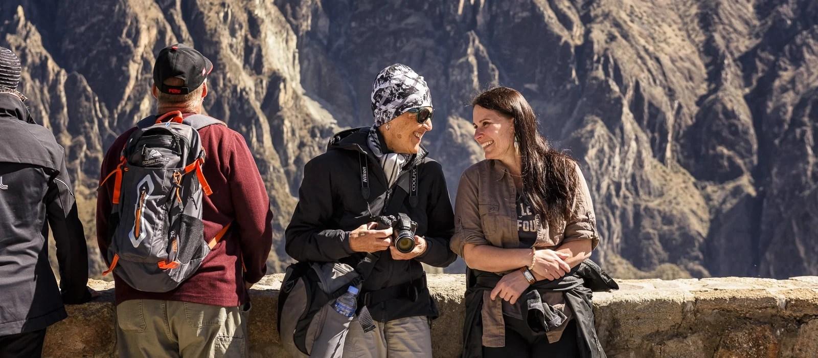 Canyon de Colca, Pérou - Voyage organisé en petit groupe offert par l'agence de voyage Les routes du Monde