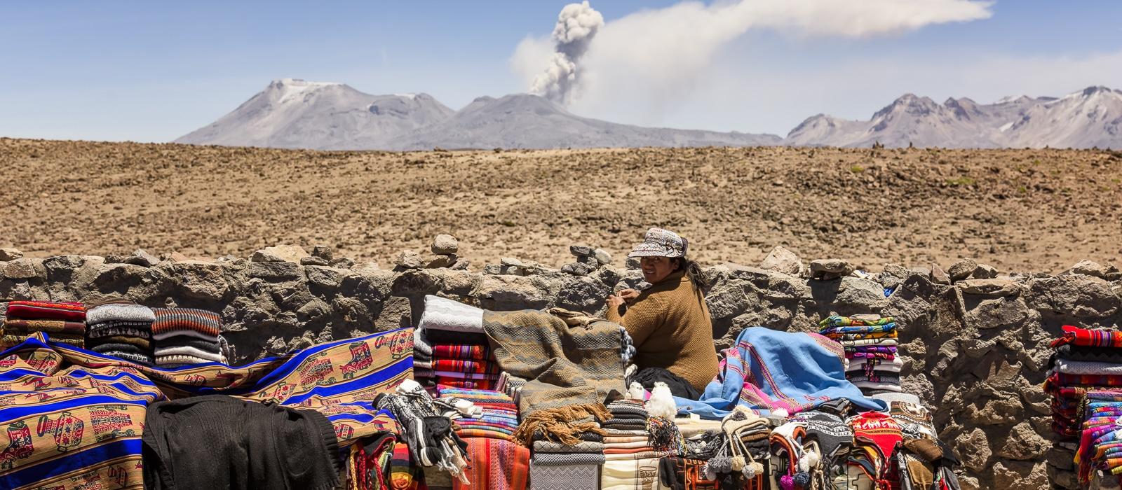 Entre Arequipa et le Canyon de Colca, Pérou - Voyage organisé en petit groupe offert par l'agence de voyage Les routes du Monde