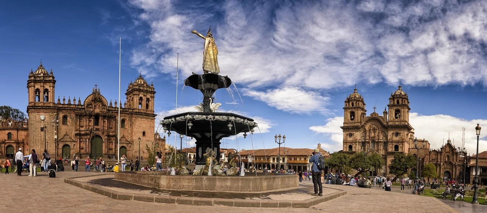 Cusco, Pérou - Voyage organisé en petit groupe offert par l'agence de voyage Les routes du Monde