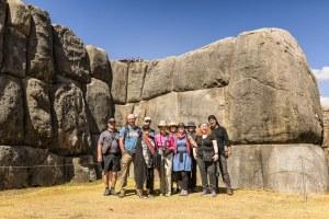 Sacsayhuamán, Cusco, pérou - Les Routes du Monde