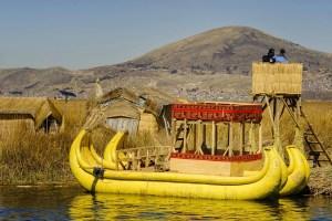Uros, Lac Titicaca, pérou - Les Routes du Monde