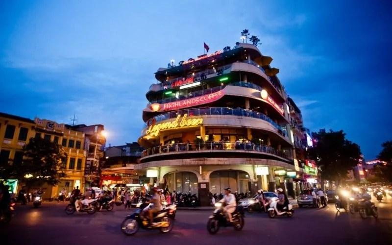 vietnam-Hanoi-Traffic
