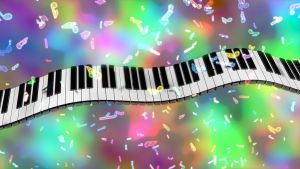 "My Fantasy Week When I'm Financially Free - ""Re-learn"" to play the piano/keyboard"