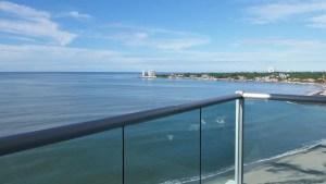 Panama Vacation - Part 1 - Nueva Gorgona and Anton Valley - Another balcony pic...