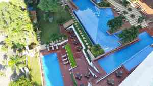 Panama Vacation - Part 1 - Nueva Gorgona and Anton Valley - The pools...