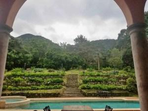 Panama Vacation - Part 1 - Nueva Gorgona and Anton Valley - View from restaurant