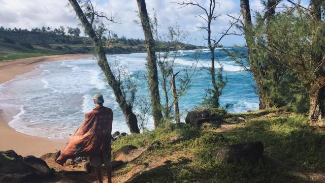 Exploring Kauai beaches