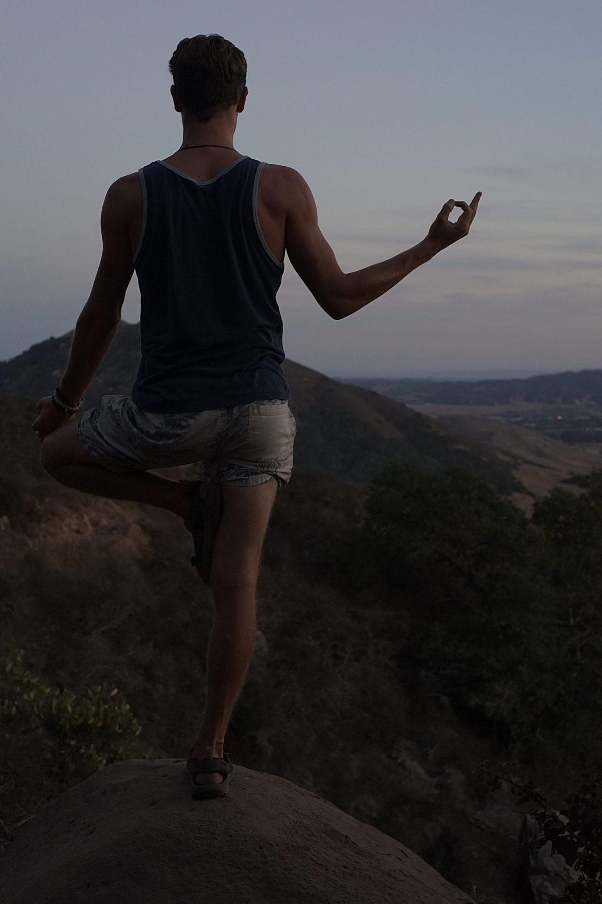 yoga in San Luis Obispo
