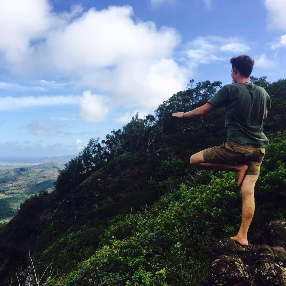 yoga in Kawaii