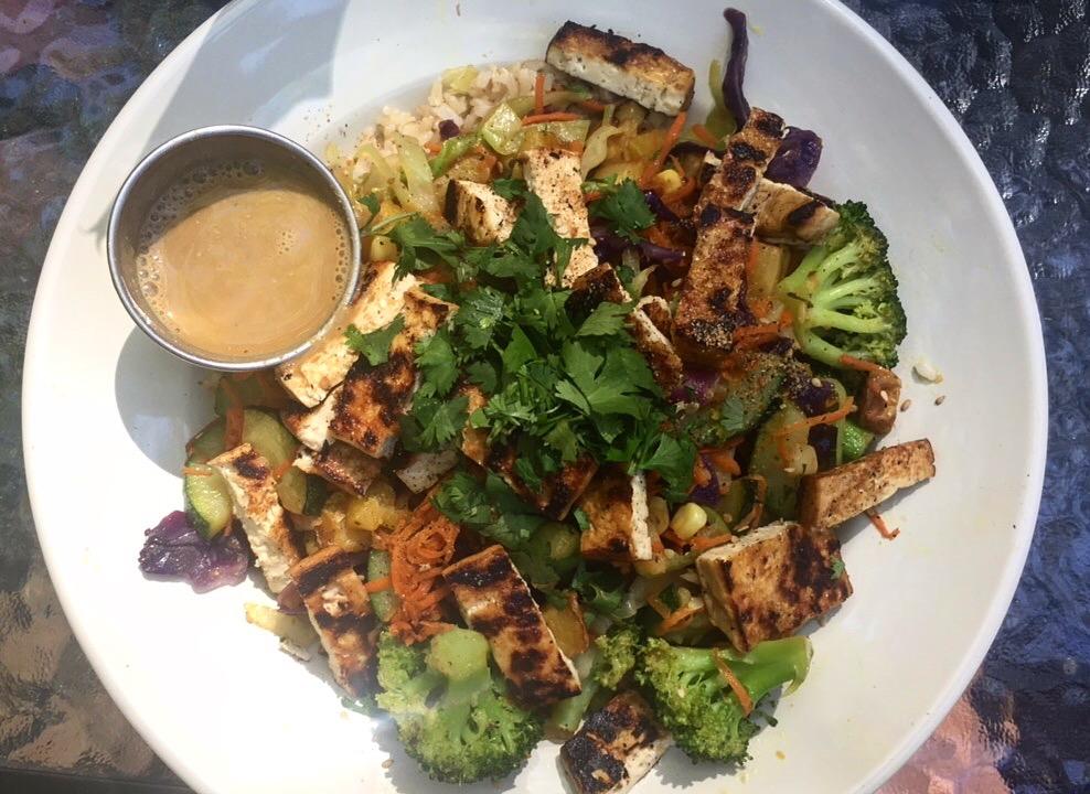 Vegan/Gluten Free Food