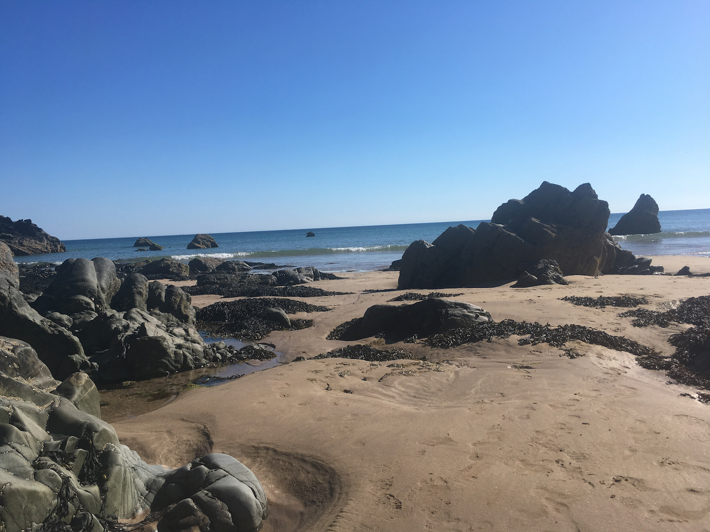 Marloes Sands Beach, Wales