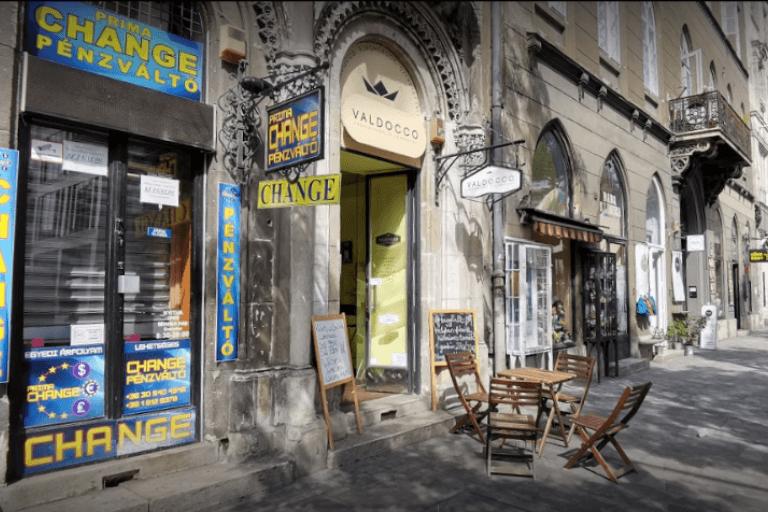 Prima  Change Budapest