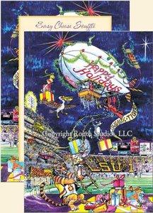 LSU Christmas Assortment Christmas Cards Routh Studios