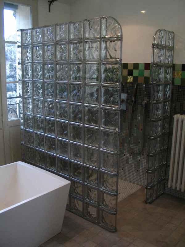 Briques De Verre Mtallises Rouvire Collection