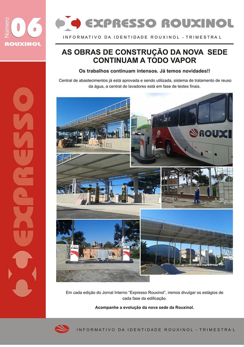 Jornal Expresso Rouxinol - Nº06