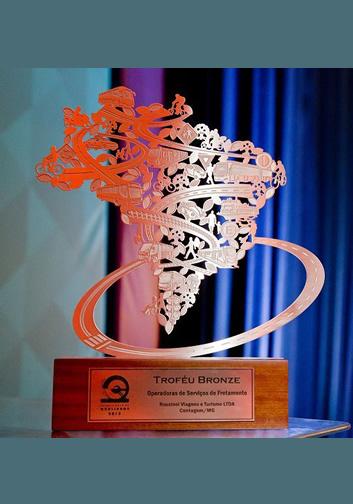 Troféu Prêmio ANTP de Qualidade – CATEGORIA BRONZE