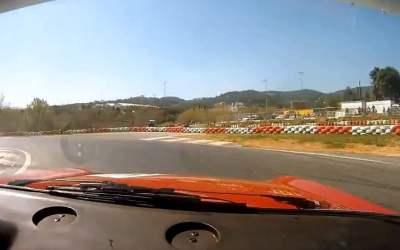 Γιάννης Κακλής @ Kartodromo 1-4-2012