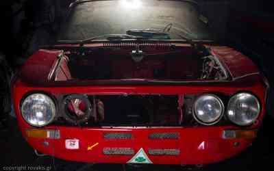 Alfa Romeo GT Junior 1.6 / 1974